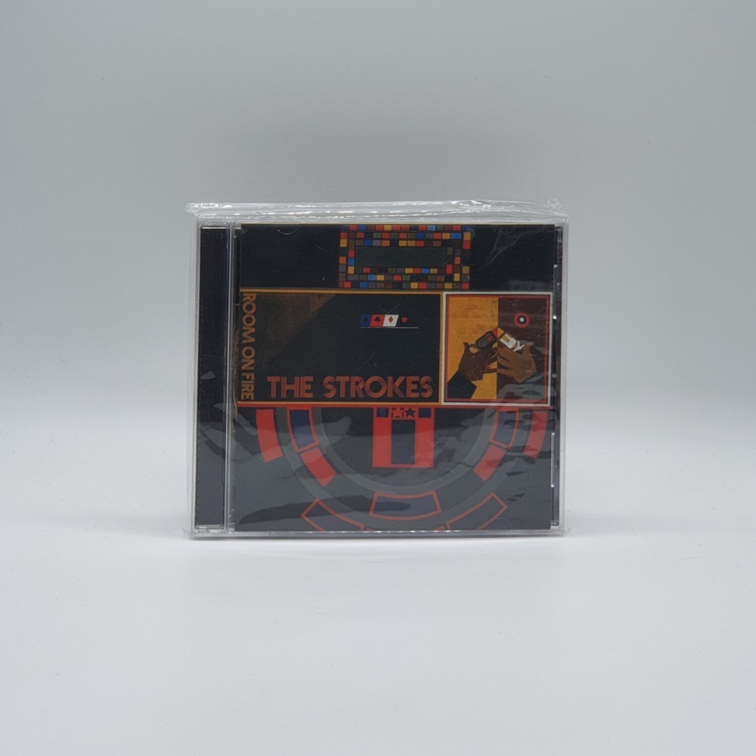 THE STROKES -ROOM ON FIRE- CD