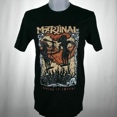 MARJINAL -DEVIDE ET IMPERA- (BLACK)