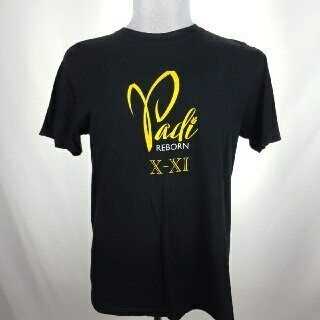 PADI -REBORN X-XI- (BLACK)
