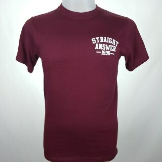 STRAIGHT ANSWER -1996- (MAROON)