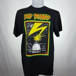 BAD BRAINS -S/T- (BLACK)