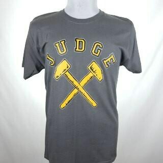 JUDGE-BRINGIN IT DOWN- (GREY)