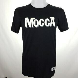 MOCCA -LOGO- (BLACK)