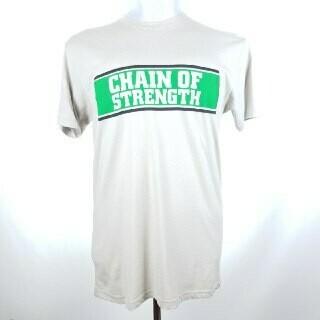 CHAIN OF STRENGTH -S/T)- (CREAM)