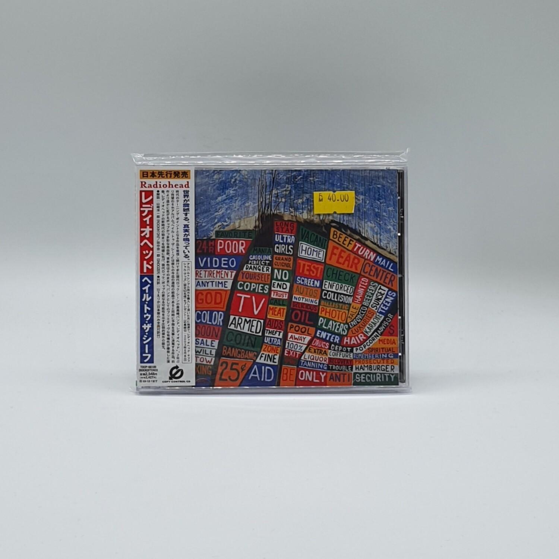 RADIOHEAD -HAIL TO THE THIEF- CD (JAPAN PRESS)