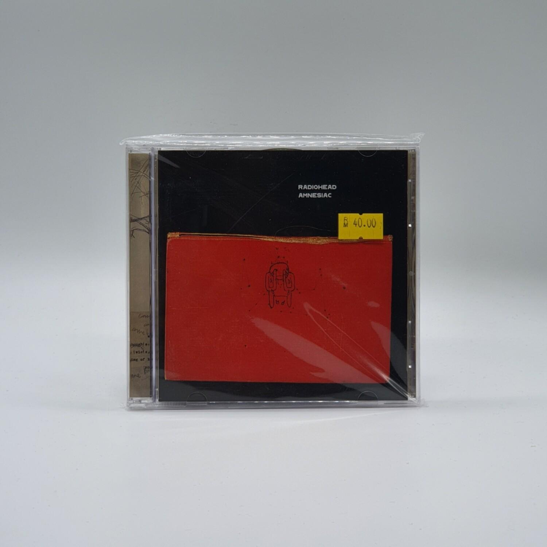 RADIOHEAD -AMNESIAC- CD