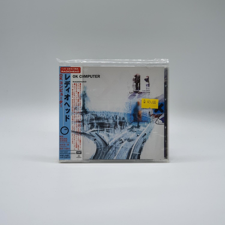 RADIOHEAD -OK COMPUTER- CD (JAPAN PRESS)