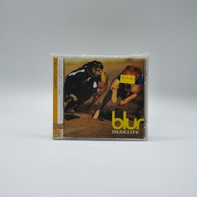 BLUR -PARKLIFE- CD (JAPAN PRESS)