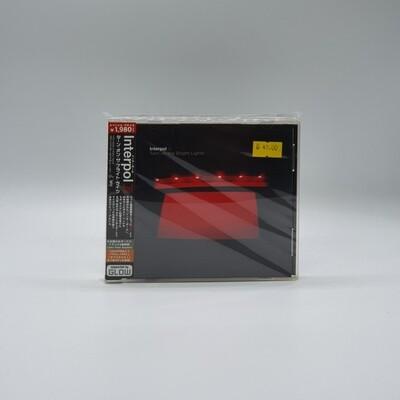 INTERPOL -TURN ON THE BRIGHT LIGHTS- CD (JAPAN PRESS)