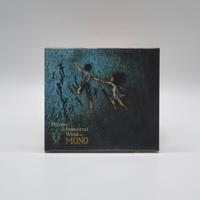 MONO -HYMN TO THE IMMORTAL WIND- CD