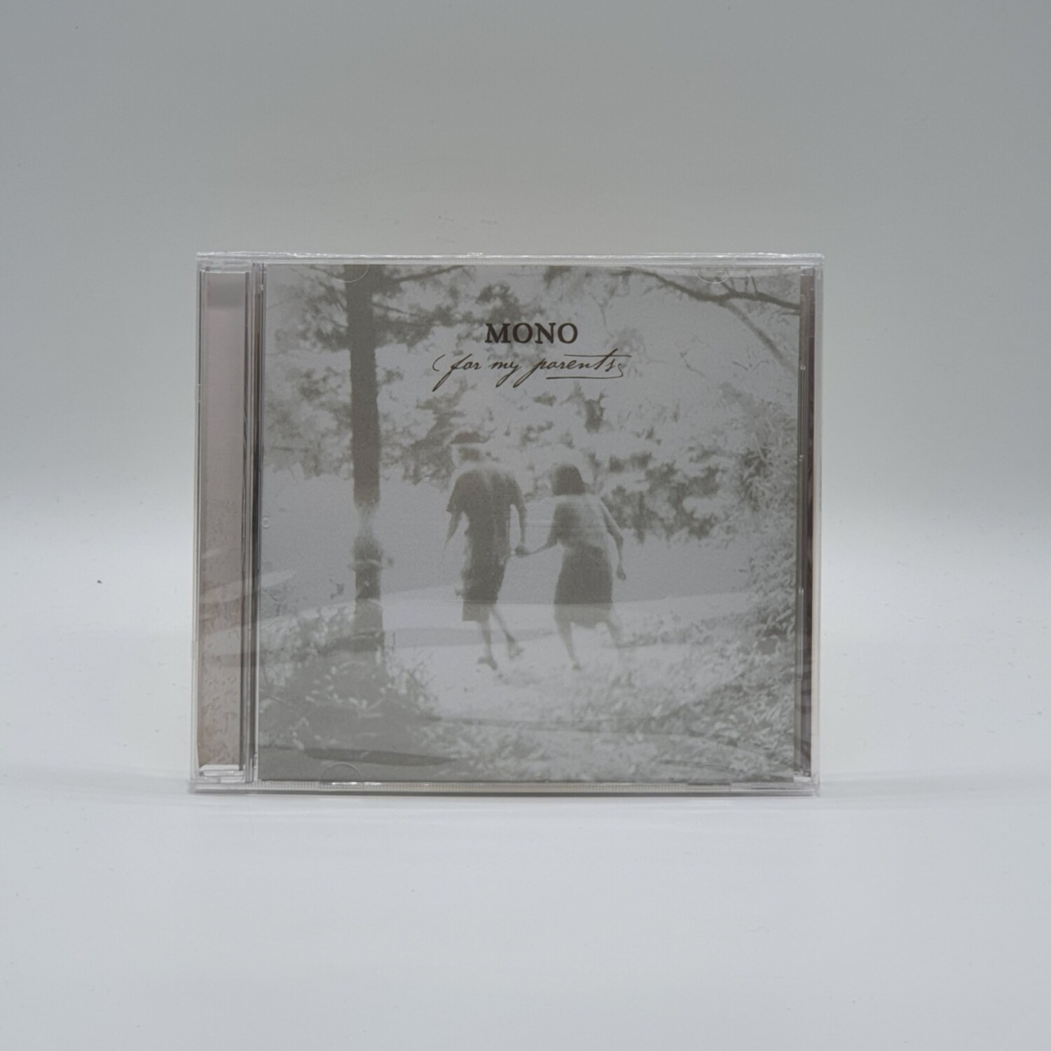 MONO -FOR MY PARENTS- CD