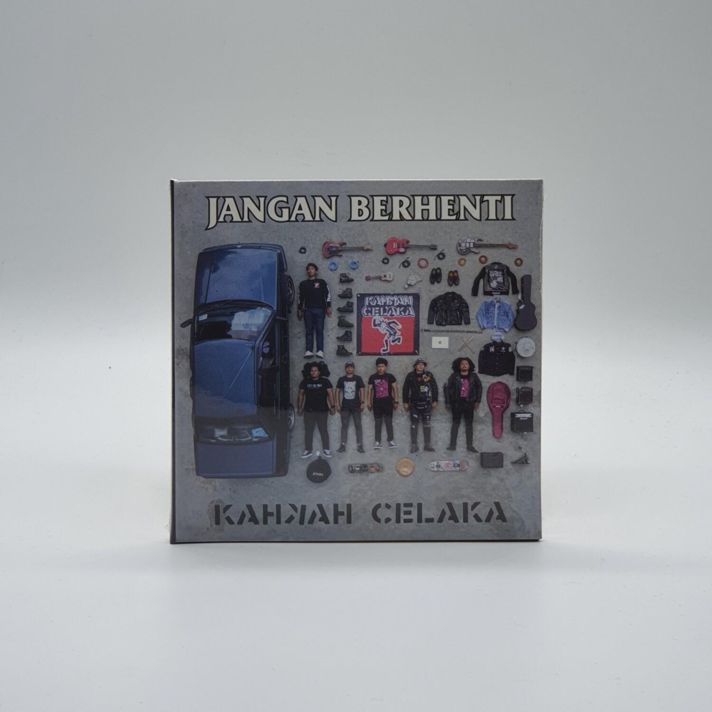 KAHKAH CELAKA -JANGAN BERHENTI- CD