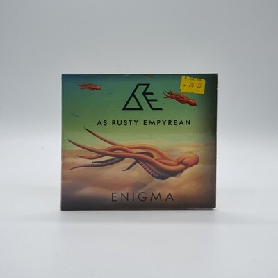 AS RUSTY EMPYREAN -ENIGMA- CD
