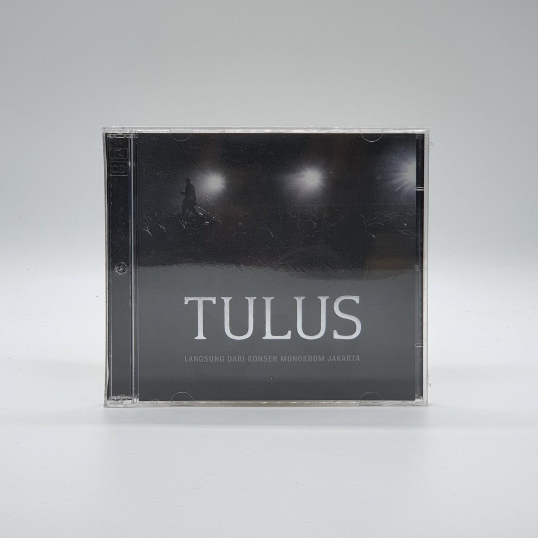 TULUS -LANGSUNG DARI KONSER MONOKROM JAKARTA- CD