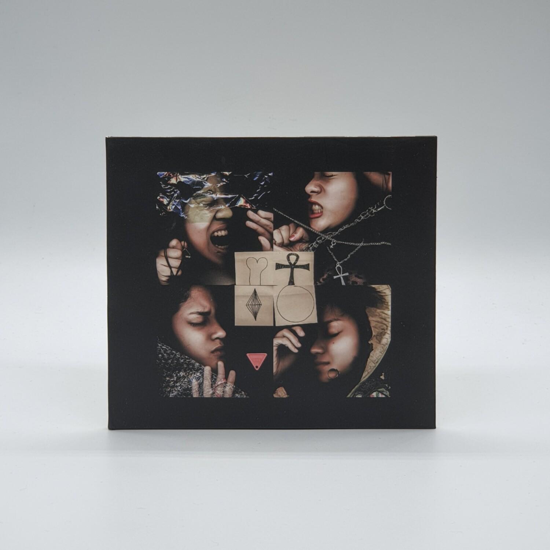 ZIRAH -S/T- CD