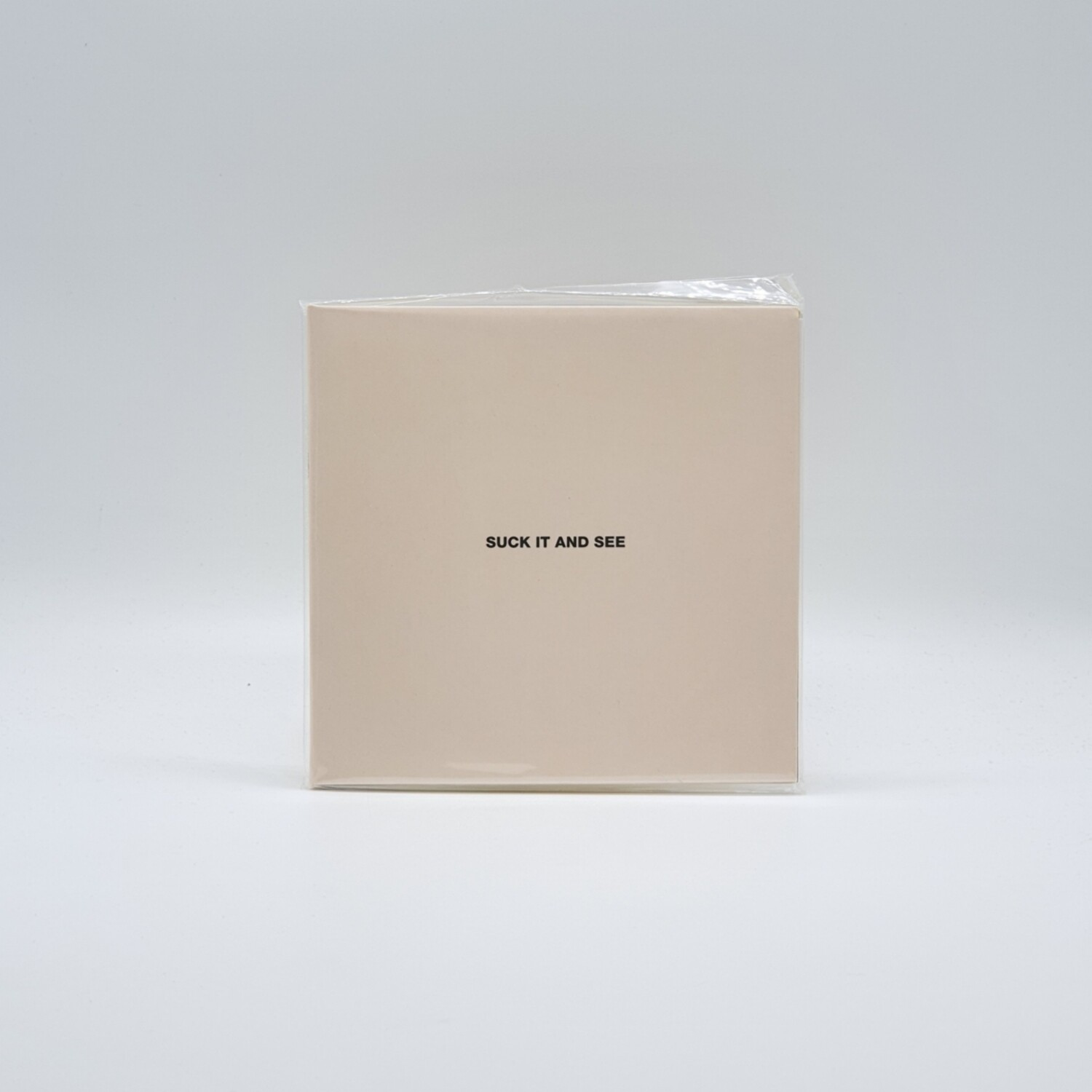 ARCTIC MONKEYS -SUCK IT AND SEE- CD