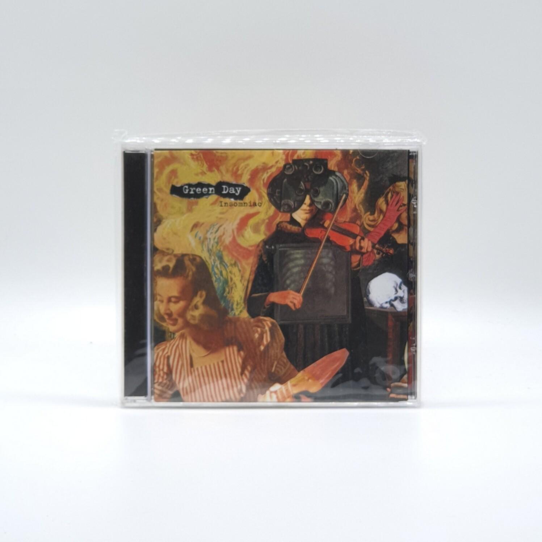 GREEN DAY -INSOMNIAC- CD