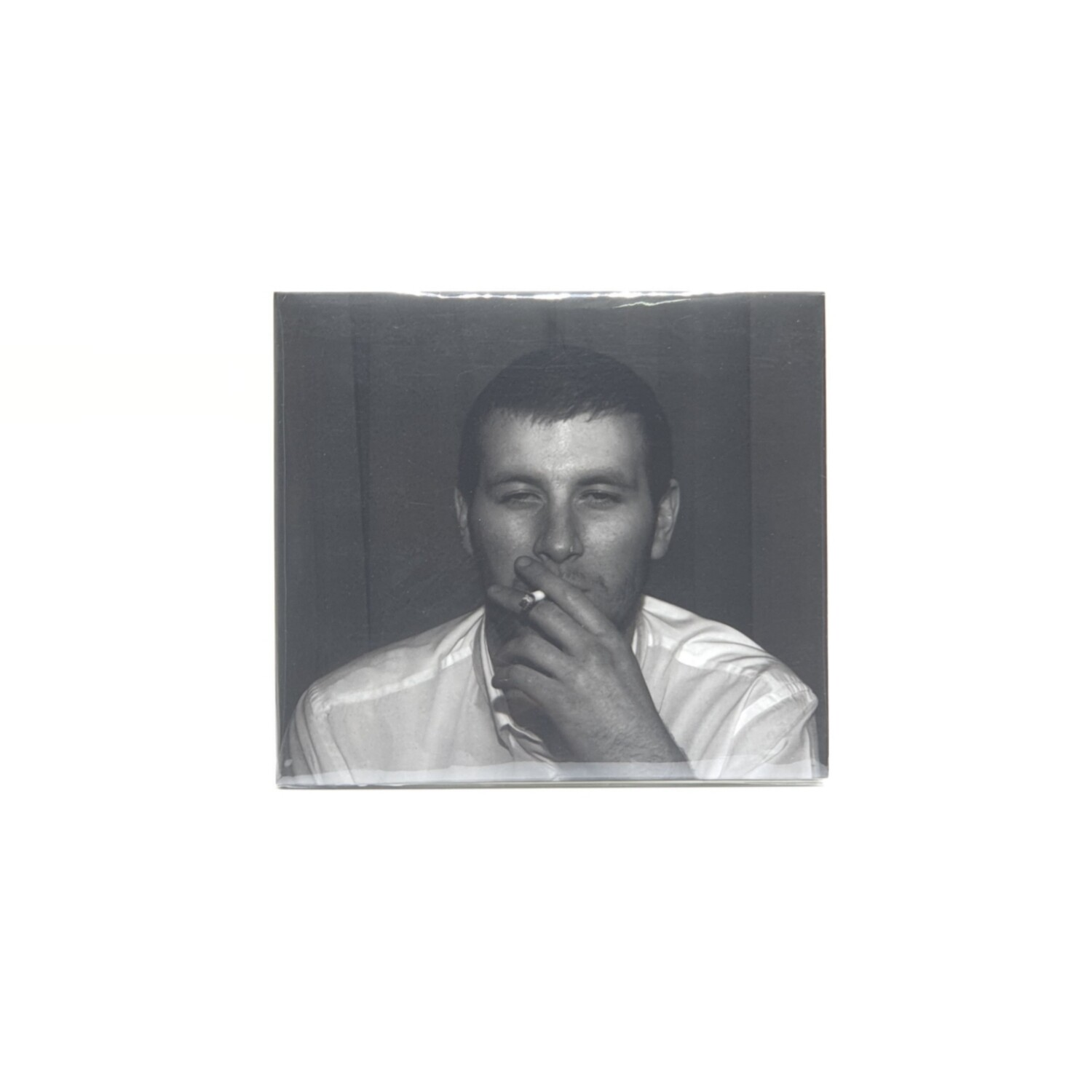 ARCTIC MONKEYS -WHATEVER PEOPLE SAY I AM, THATS WHAT IM NOT- CD