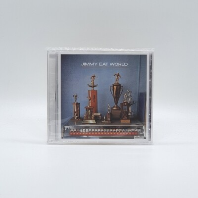 JIMMY EAT WORLD -BLEED AMERICAN- CD
