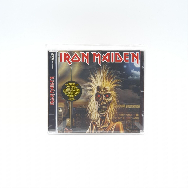 IRON MAIDEN -S/T- CD