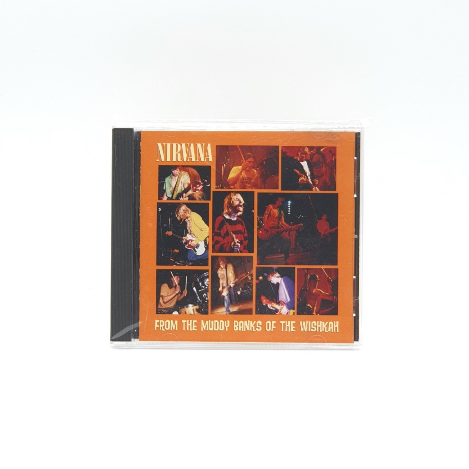 NIRVANA -FROM THE MUDDY BANKS OF THE WISHKAH- CD
