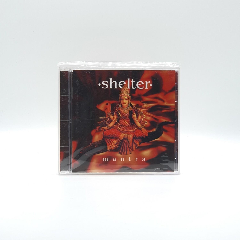 SHELTER -MANTRA- CD