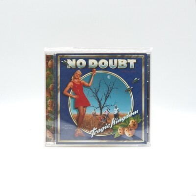 NO DOUBT -TRAGIC KINGDOM- CD