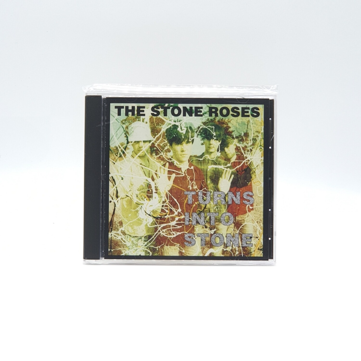 THE STONE ROSES - TURNS INTO STONE- CD