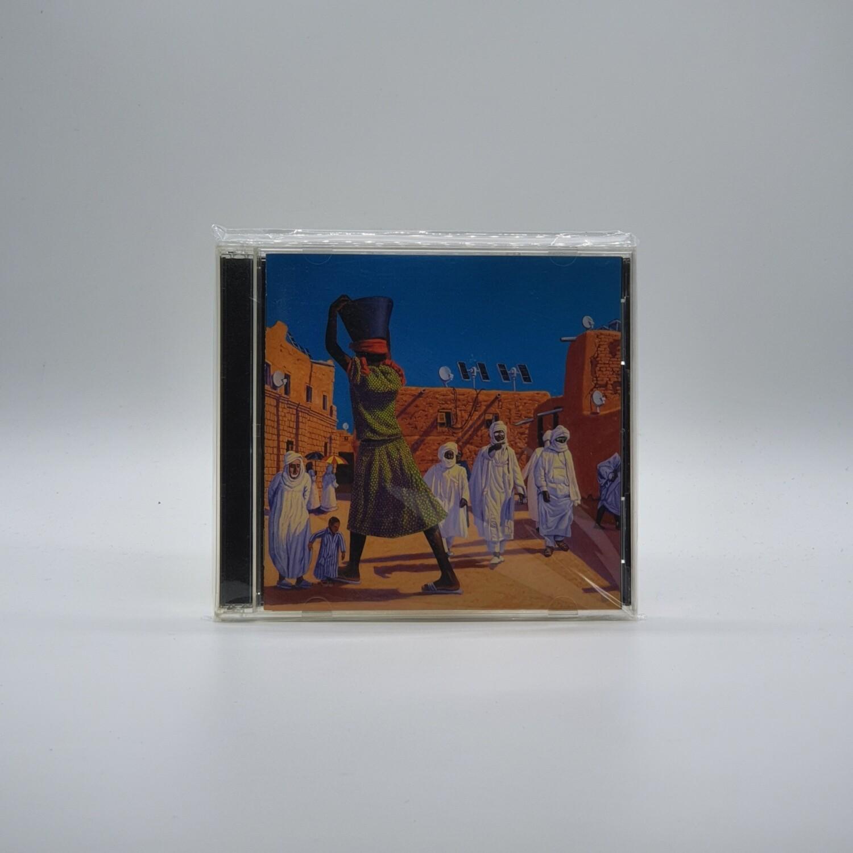 THE MARS VOLTA -THE BEDLAM IN GOLIATH- CD