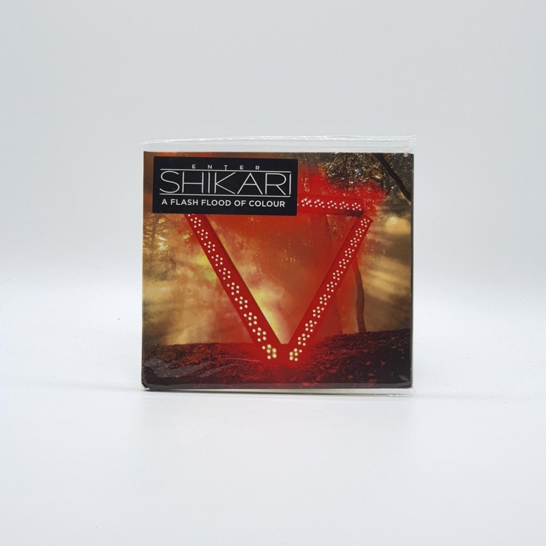 ENTER HIKARI -A FLASH FLOOD OF COLOR- CD