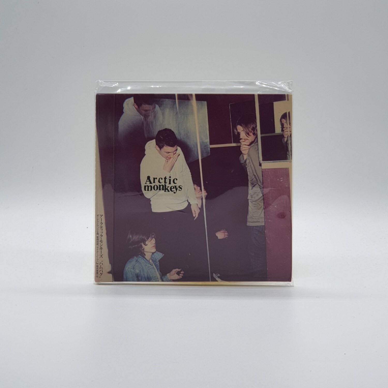 ARCTIC MONKEYS -HUMBUG- CD (JAPAN PRESS)