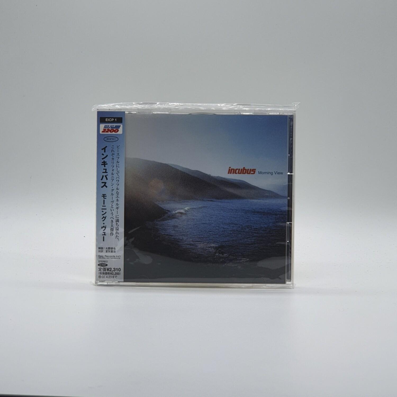 INCUBUS -MORNING VIEW- CD (JAPAN PRESS)