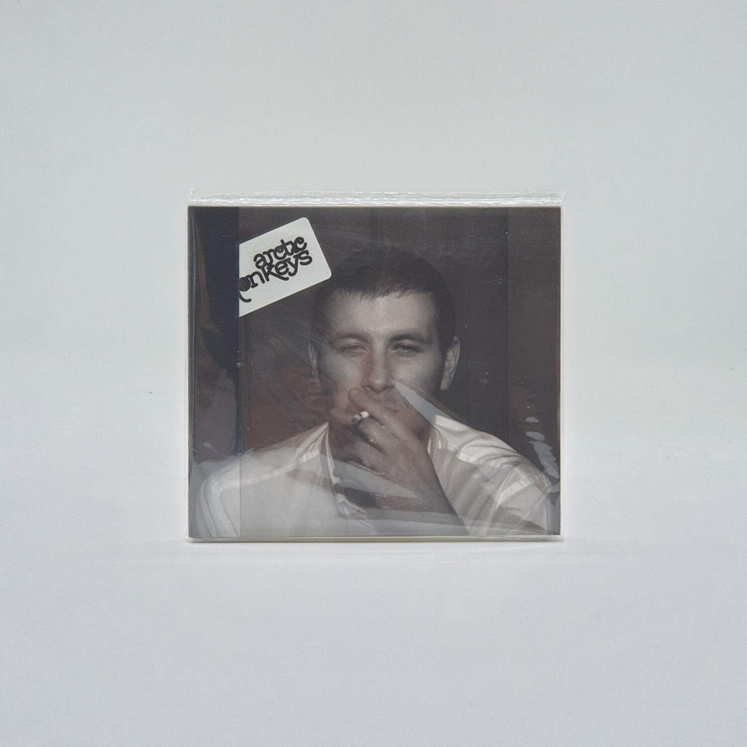 ARCTIC MONKEYS -WHATEVER PEOPLE SAY I AM THATS WHAT IM NOT- CD (JAPAN PRESS)