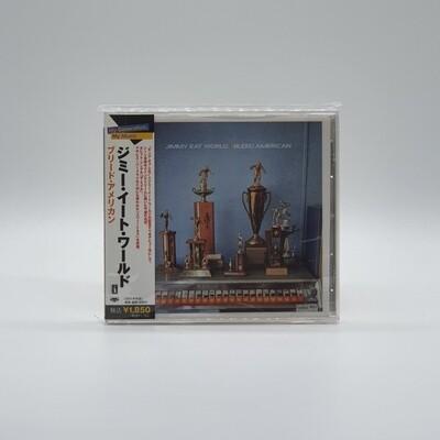JIMMY EAT WORLD -BLEED AMERICAN- CD (JAPAN PRESS)