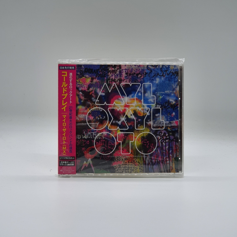 COLDPLAY -MYLO XYLOTO- CD (JAPAN PRESS)