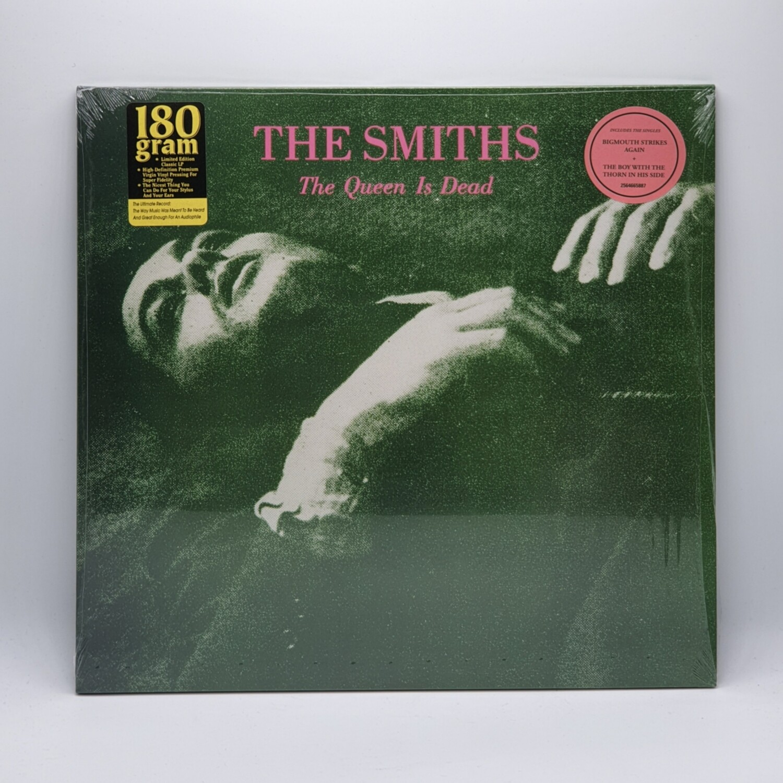 THE SMITHS -THE QUEEN IS DEAD- LP (180 GRAM VINYL)