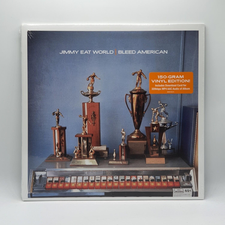 JIMMY EAT WORLD -BLEED AMERICAN- LP
