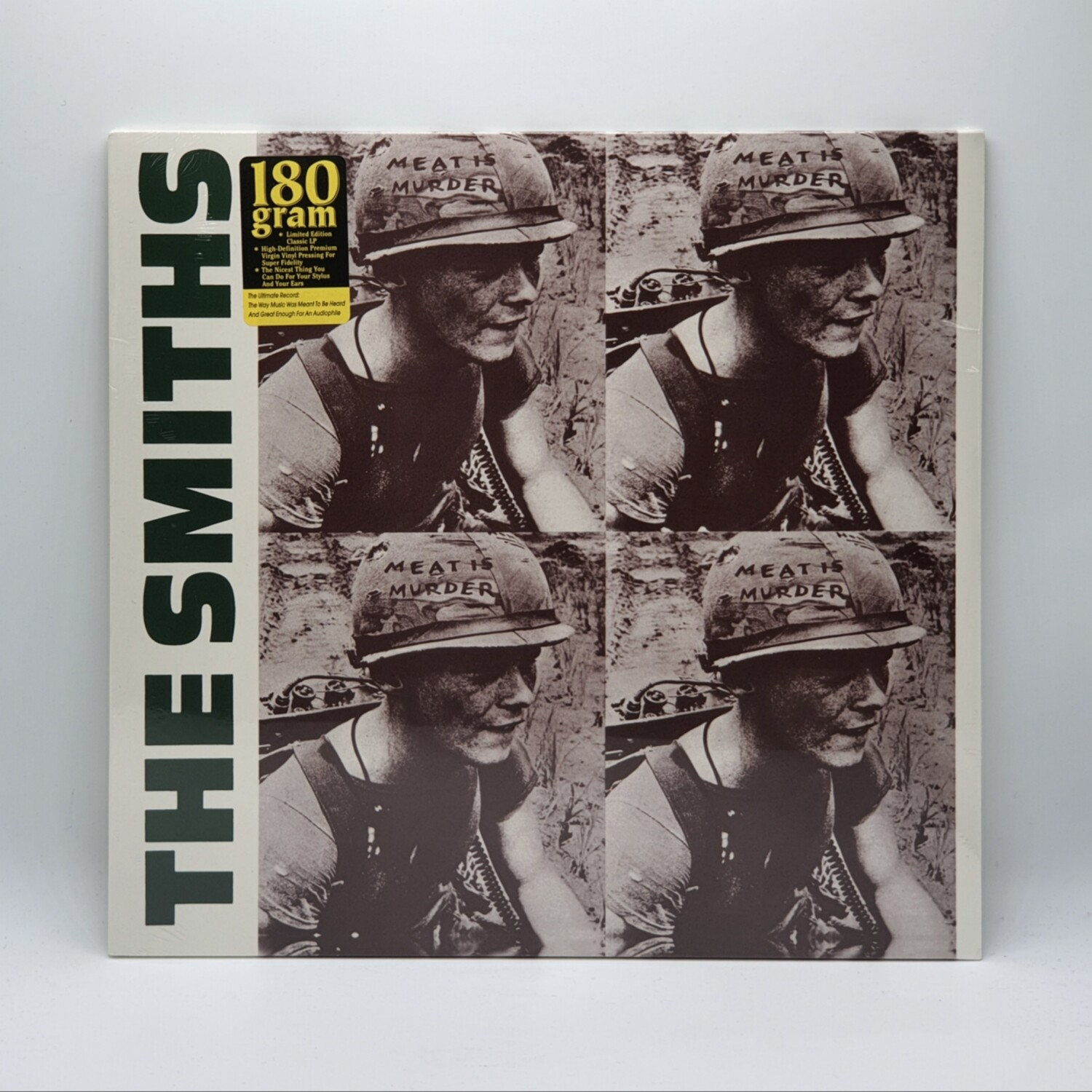 THE SMITH -MEAT IS MURDER- LP (180 GRAN VINYL)