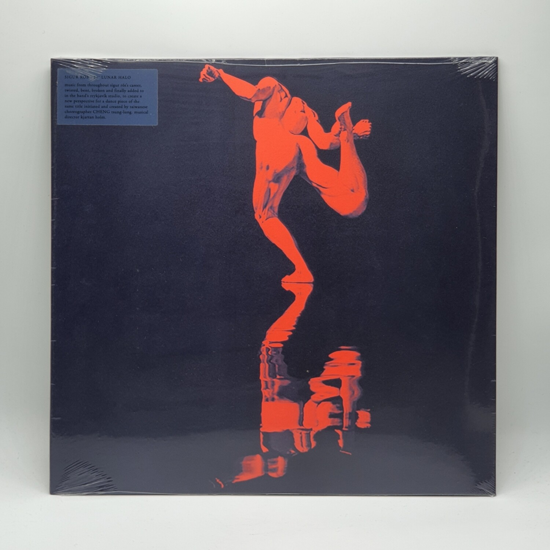 SIGUR ROS -22 DIGREE LUNAR HALO- LP