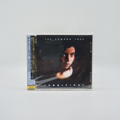 THE TEMPER TRAP -CONDITIONS- CD (JAPAN PRESS)