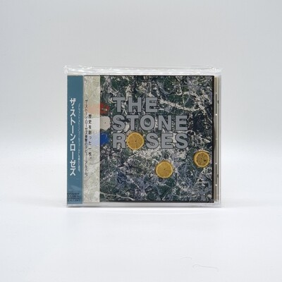 THE STONE ROSES -S/T- CD (JAPAN PRESS)