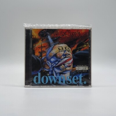[USED] DOWNSET -S/T- CD