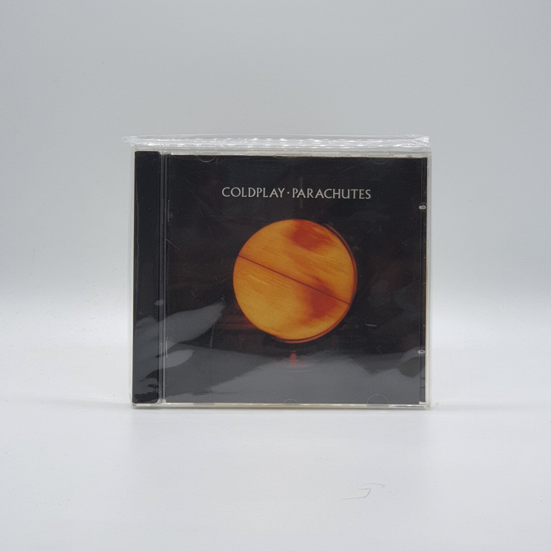 [USED] COLDPLAY -PARACUTES- CD