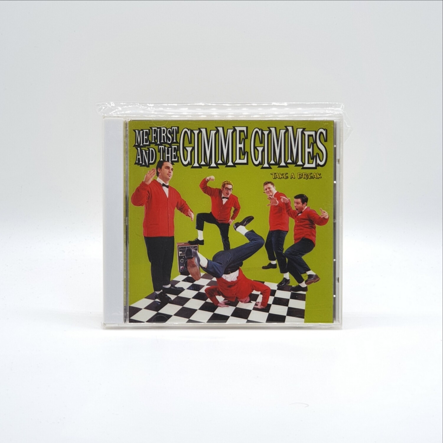 [USED] ME FIRST AND THE GIMME GIMMES -TAKE A BREAK- CD