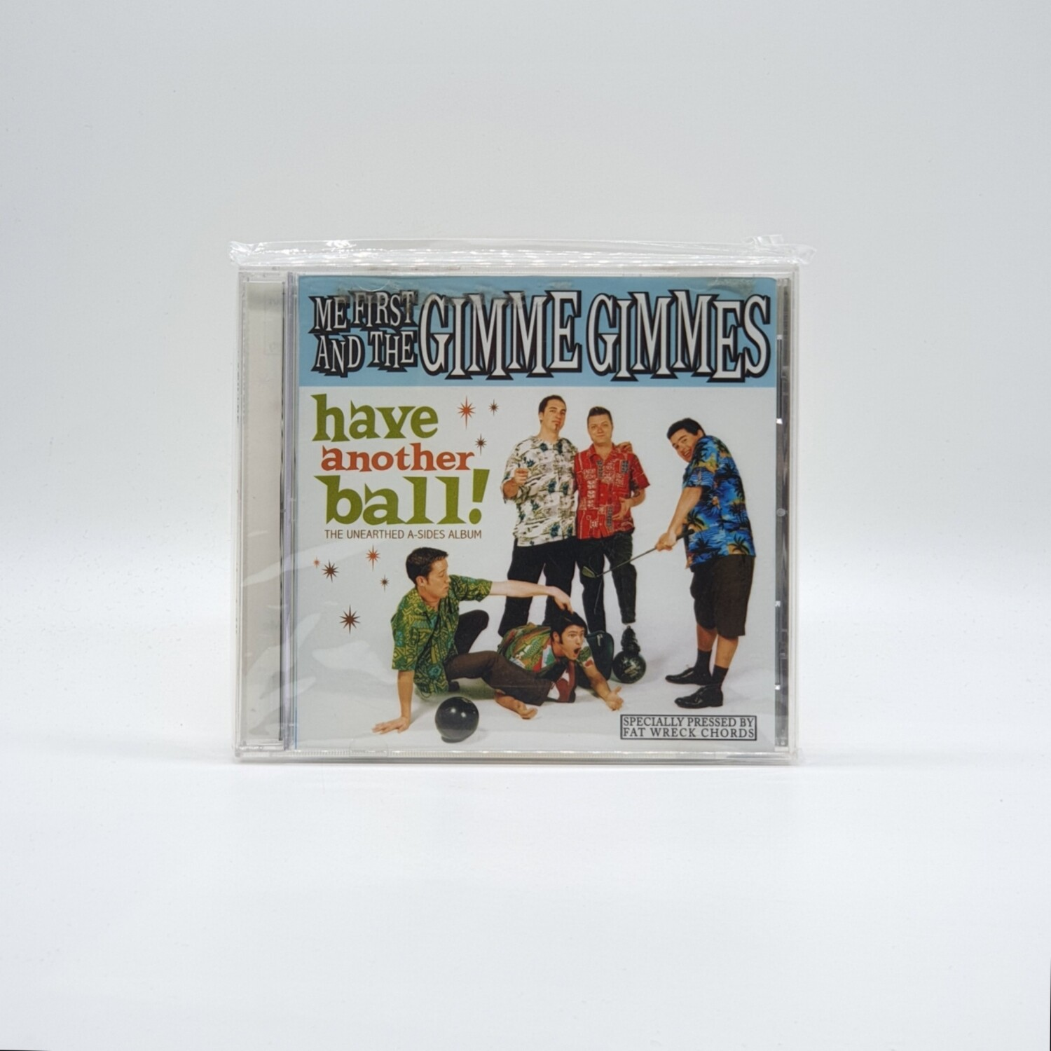 [USED] ME FIRST AND THE GIMME GIMMES -HAVE ANOTHER BALL- CD