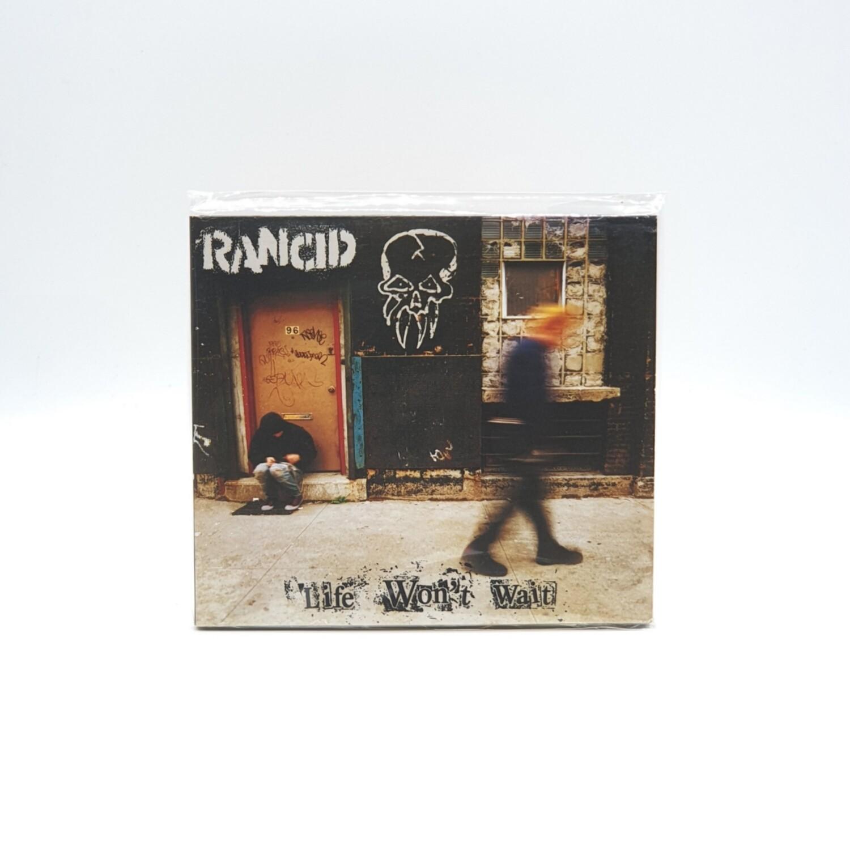 RANCID -LIFE WONT WAIT- CD