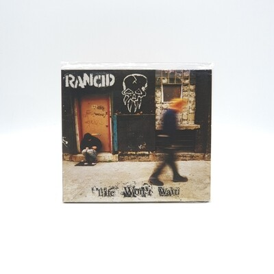 RANCID -LIFE WONT WAIT- CD