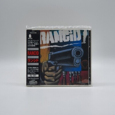 RANCID -S/T- CD (JAPAN PRESS)