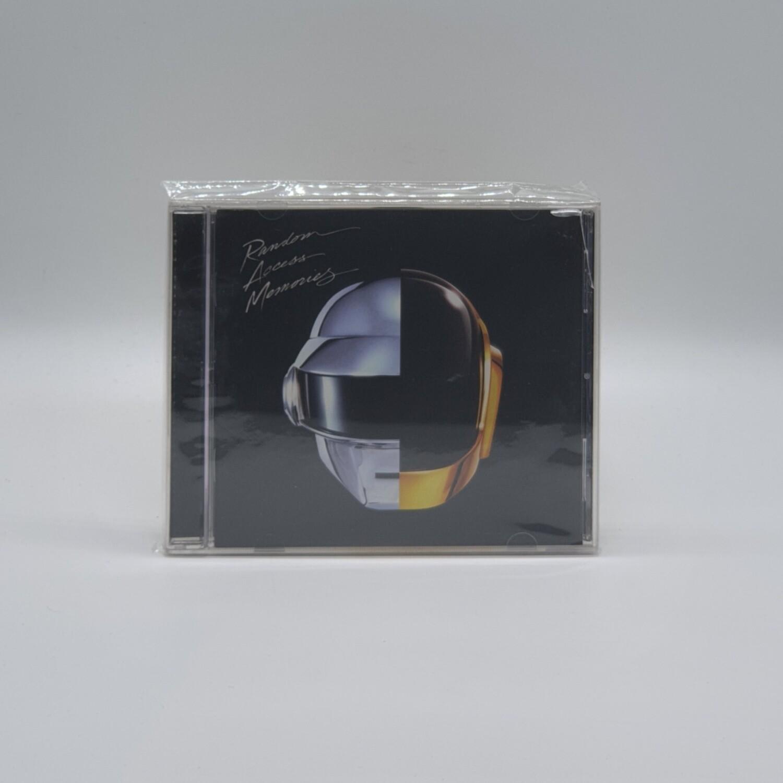 DAFT PUNK -RANDOM ACCESS MEMORY- CD