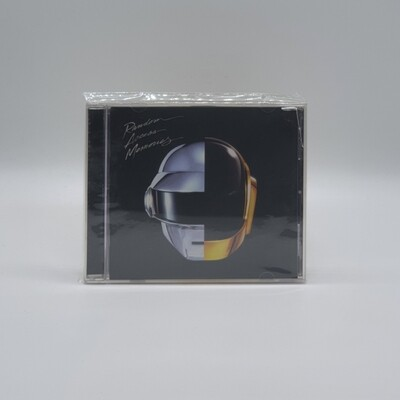 DAFT PUNK -RANDOM ACCESS MEMORY- CD